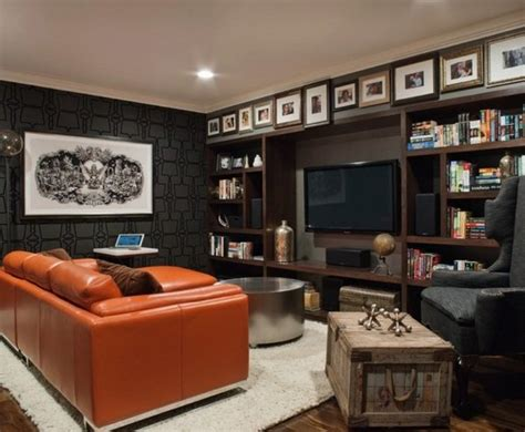 shelf ideas for the modern man cave dudeliving 100 of the best man cave ideas men cave cave and modern