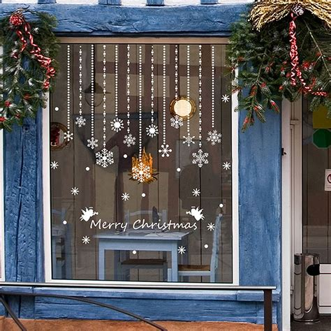 Fenster Deko Weihnachten Bilder by Details Zu Stickers Bilder Wand Fenster