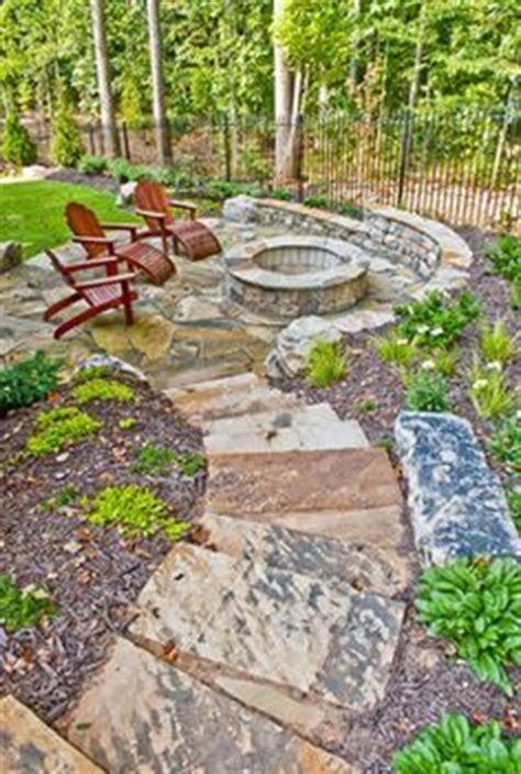 sloped backyard patio ideas 1000 ideas about sloped backyard on pinterest sloped
