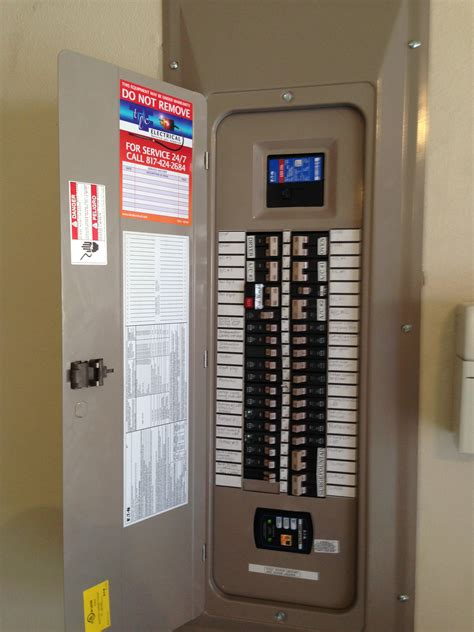 electrical panel installation repair electric panel
