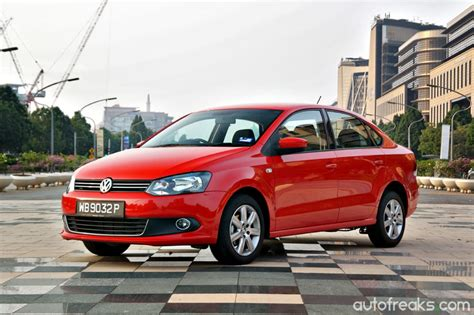 volkswagen polo sedan 2016 test drive review volkswagen polo sedan 1 6 autofreaks com