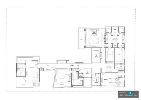 floor plan los angeles floor plan luxury residence 1307 sierra alta way los