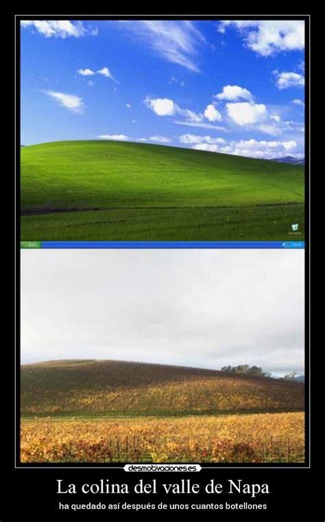 la colina de edeta la colina del valle de napa desmotivaciones