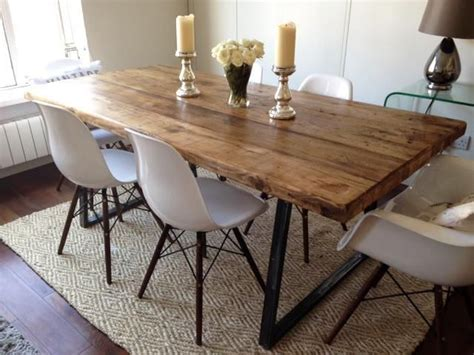 best 25 industrial dining tables ideas on pinterest industrial dining table