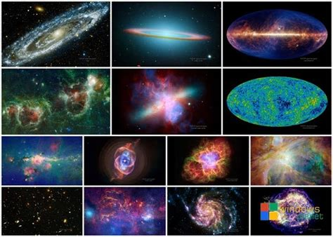 Microsoft Themes Nasa | nasa spacescapes theme download from microsoft the