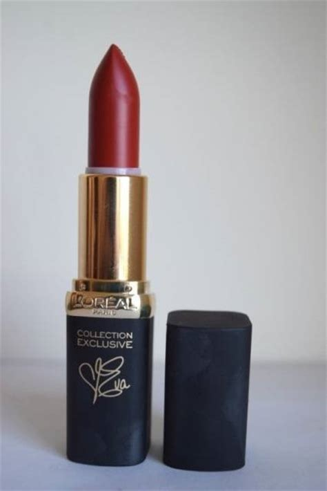 L Oreal Collection Reds l oreal colour riche collection exclusive reds eva s review