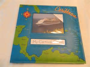 12x12 Scrapbook Album 12x12 Caribbean Cruise Scrapbook Album