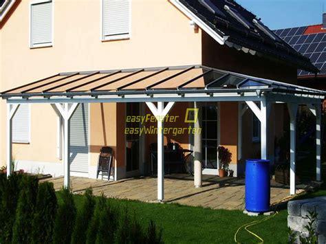 terrassendach vsg befestigungsprofile f 252 r vsg glas beim terrassendach oder