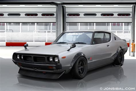 Nissan Skyline Giveaway - enter win then give us a ride in your 1974 nissan skyline