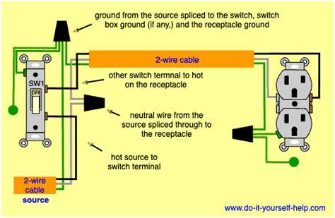 light switch wiring diagrams    helpcom