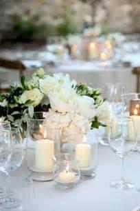 center table decorations comment d 233 corer le centre de table mariage