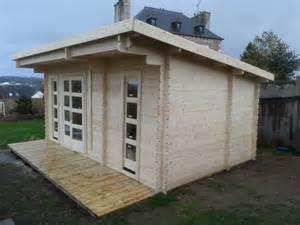 optez pour un bureau de jardin en bois stmb construction