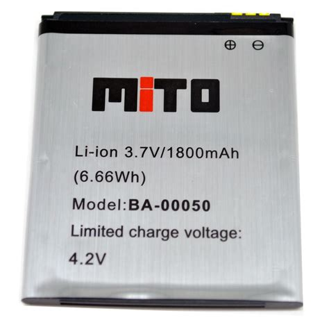 battery for mito mobile 1800mah ba 00050 jakartanotebook
