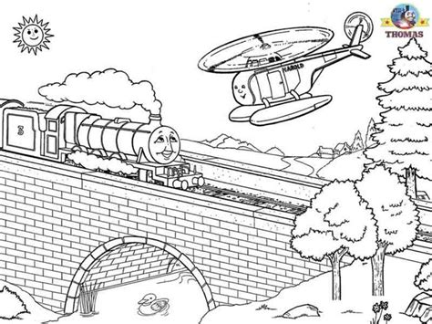 james train coloring page splendid james the red tank engine thomas and percy train
