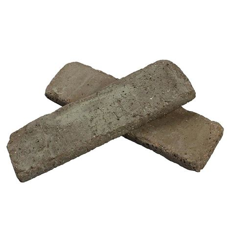 Bathroom Backsplashes Ideas shop old mill thin brick systems colonial 2 25 in x 7 625
