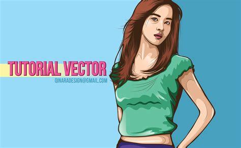 photo to vector tutorial 02 tutorial vector portraits using adobe illustrator
