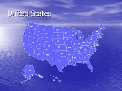powerpoint us map
