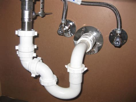 bathroom sink doesn t drain plumbing sink tailpiece doesn t line up with trap home