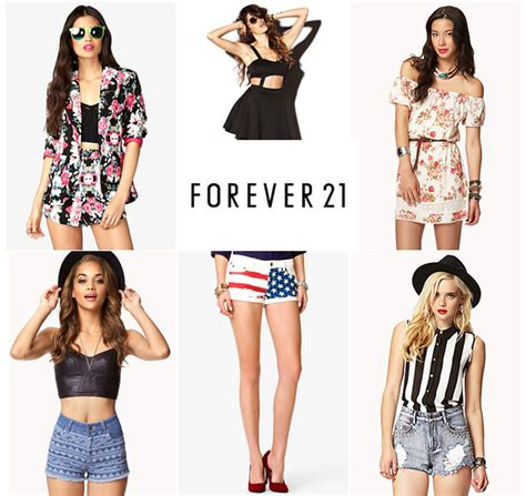 Forever 21 Sweepstakes - forever 21 summer clothing central society19