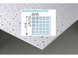 knauf akustikplatten preis knauf cleaneo ff 8 18 quadrat