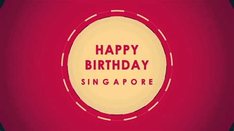 Birthday Cards Singapore new moon wishes everyone a happy national day singapore