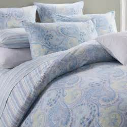 blue paisley bedding images