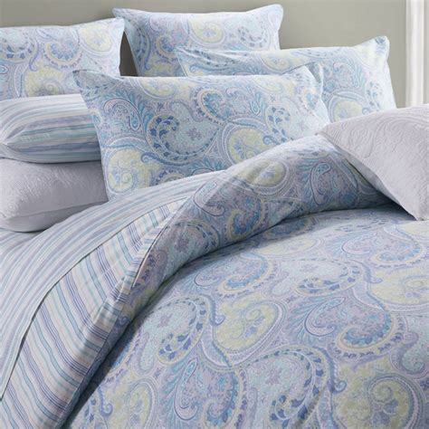 blue paisley comforter sets blue paisley bedding images