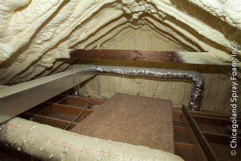 Spray Foam Attic Ceiling by Open Cell Spray Foam Insulation Wall Closed Cell