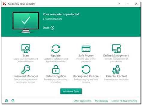 kaspersky total security 2016 resetter kaspersky total security 2016 16 0 1 445 with crack trial