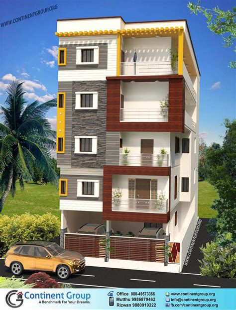 3d design building in bangalore 3d ddesign building in project gallery building elevation 3d floor plan interior