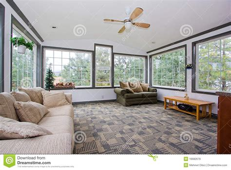 Furnished Sunrooms Sunroom Royalty Free Stock Images Image 16682679