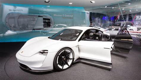 Porsche Elektroauto by Porsche Elektroauto Umweltfreundlich Und Sportlich Zugleich