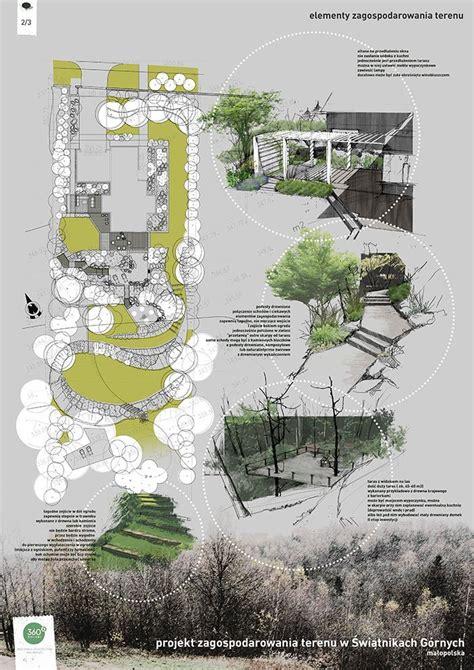 Landscape Arch Size Best 25 Presentation Boards Ideas On
