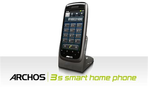 archos new home base adroid devices unveiled