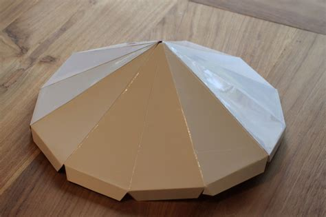 How To Make A Top Out Of Paper - paper carousel