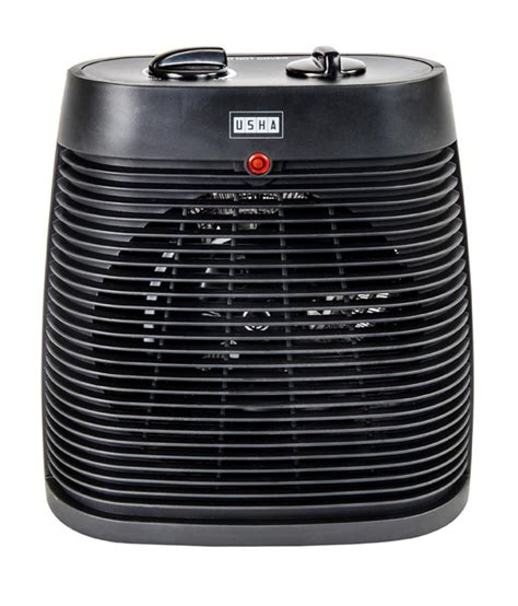 space heater and fan usha fh3112 fan room heater available at snapdeal for rs 2600