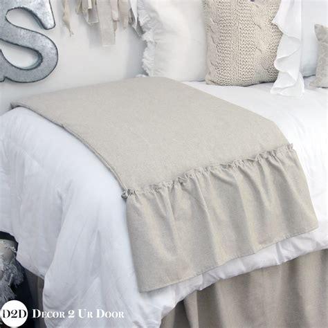 tan and white comforter set tan white linen farmhouse designer dorm bedding set