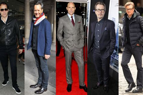 mensclothing styles for a 55 year old man how to dress in your 50s british gq