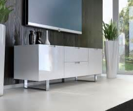 furniture modern media cabinet with six doors and