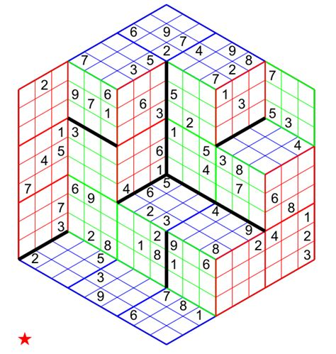 printable chain sudoku puzzles 3d sudoku puzzles printable related keywords 3d sudoku