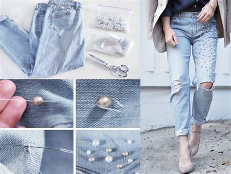 como decorar jeans 15 creativas ideas con las que podr 225 s renovar tus jeans