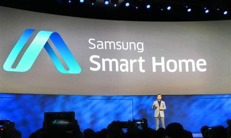 samsung smart home technology 三星在韩美正式推出smart home服务 tech2ipo创见