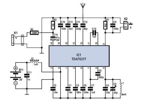 radio transmitter integrated circuit transmitter circuit page 5 rf circuits next gr