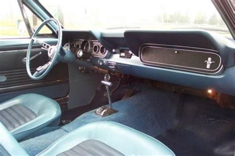 mustang 66 interior joel shaver s 1966 mustang paxton superchargers