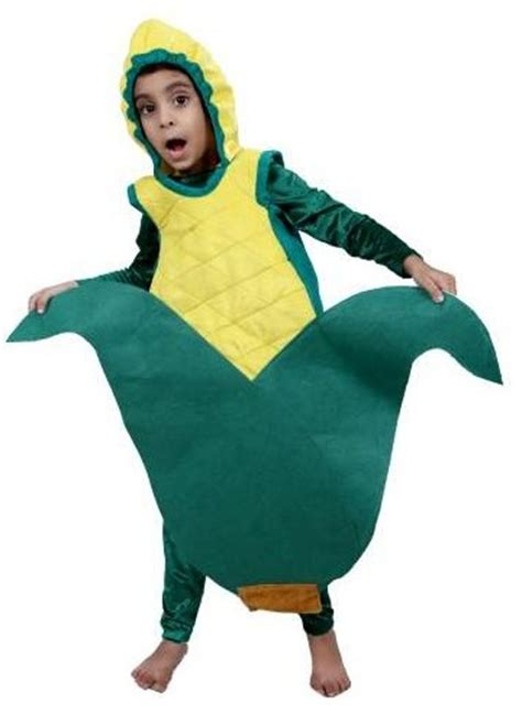 corn costume clothes accessories fancy dress costume on rent corn costume rental