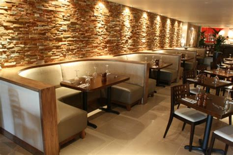 Restaurant Banquette Seating by Banquette Seating Commercial Renovations Contract