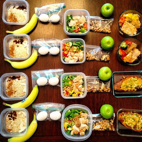 food prep meals 21 meal prep pics from the healthiest people on instagram