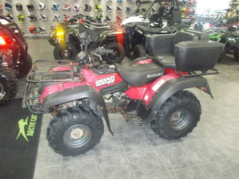 2001 Suzuki Quadrunner 250 For Sale Suzuki Quadrunner Motorcycles For Sale