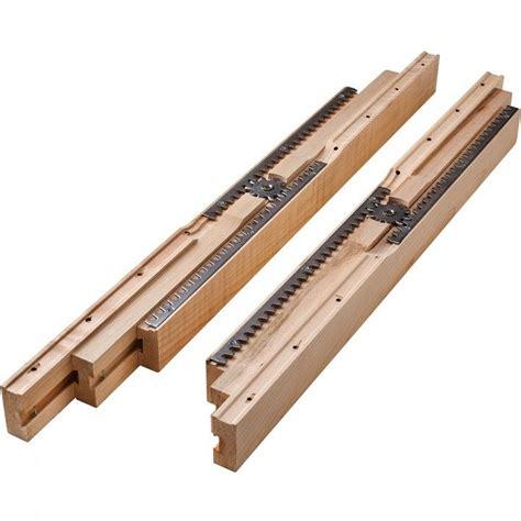 Table Slides by Equalizer Slides Select Wood Size Rockler Woodworking