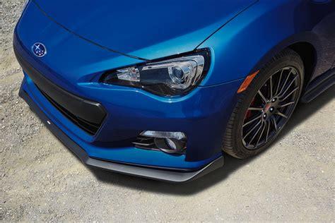 subaru brz matte blue 2015 subaru brz series blue special edition announced